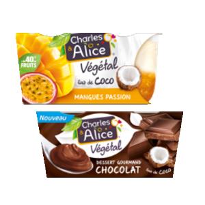 Bon et coupon de réduction Charles&Alice Charles&Alice Végétal