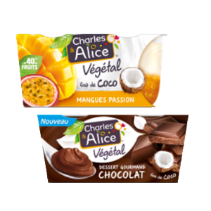 Charles&Alice Charles&Alice Végétal