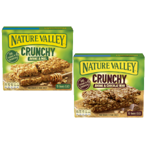 Bon et coupon de réduction Nature Valley NATURE VALLEY