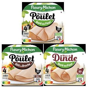 Bon et coupon de réduction Fleury Michon_Blanc de volaille FLEURY MICHON