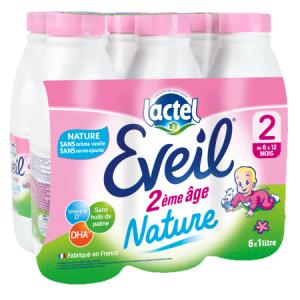 Bon et coupon de réduction Lactel Eveil Nature 2ème âge Lactel Eveil