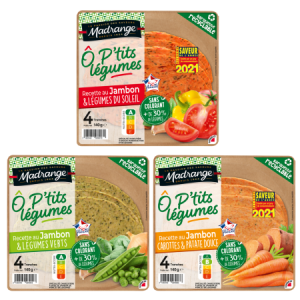 Bon et coupon de réduction O P'tits Légumes Madrange Madrange_2