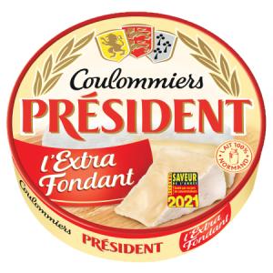 Bon et coupon de réduction Coulommiers Président Président Doré