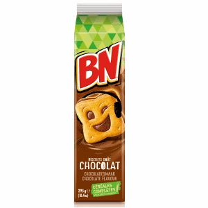 Bon et coupon de réduction BN - Biscuits fourrés au chocolat - grand format x3 BN